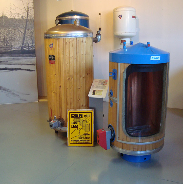 luft vatten värmepump test 2012