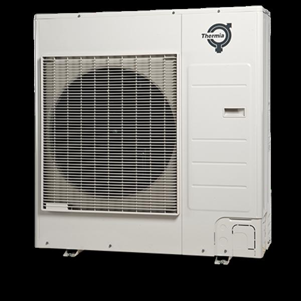 Kända Luft/Vatten-Värmepump för Nordiskt Klimat | Thermia MX-47